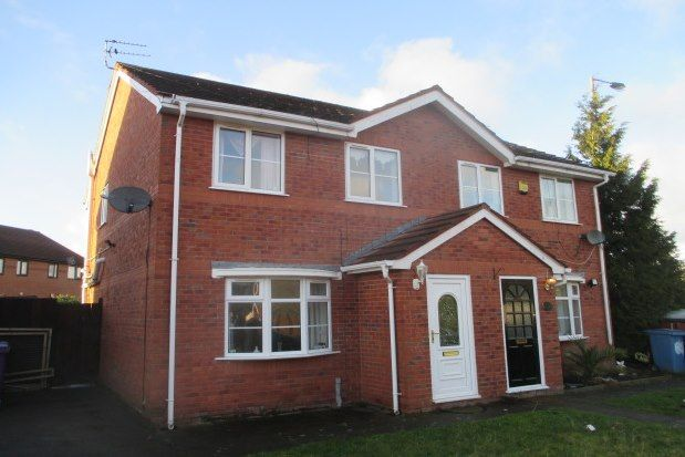 Thumbnail 3 bed property to rent in Calderwood Park, Liverpool