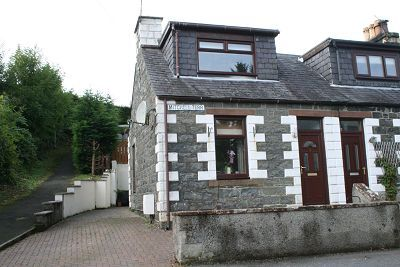 2 bed end terrace house for sale in 1 Mitchell Terrace, Newton Stewart