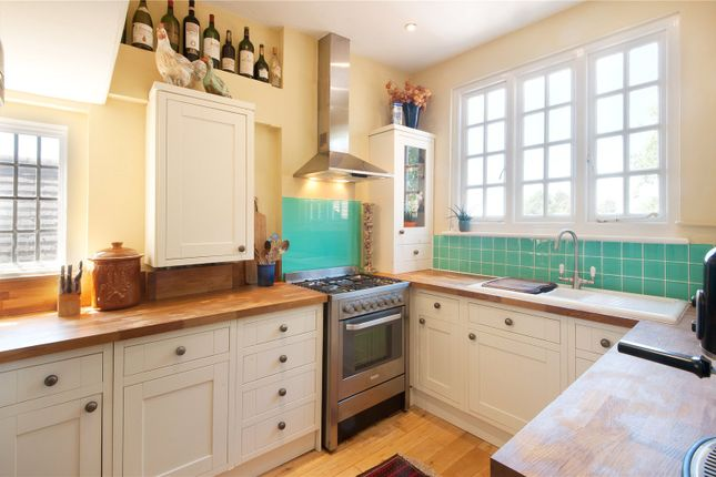 Kitchen of The Hoo, Church Street, Willingdon, East Sussex BN20