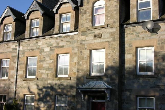 Thumbnail Flat to rent in Breadalbane Terrace, Aberfeldy