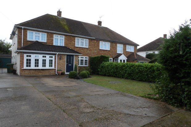 Thumbnail Property to rent in Coxheath, Maidstone