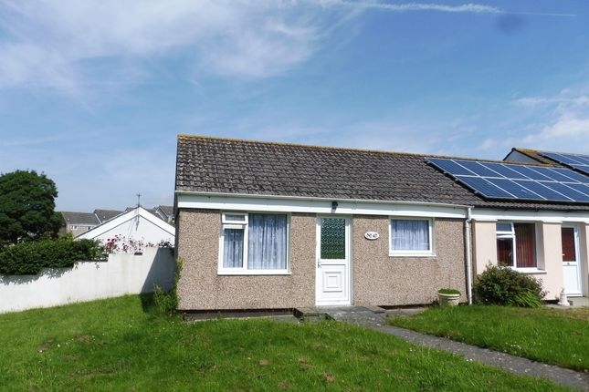 Thumbnail Semi-detached bungalow for sale in Thurlestone Walk, Leigham, Plymouth