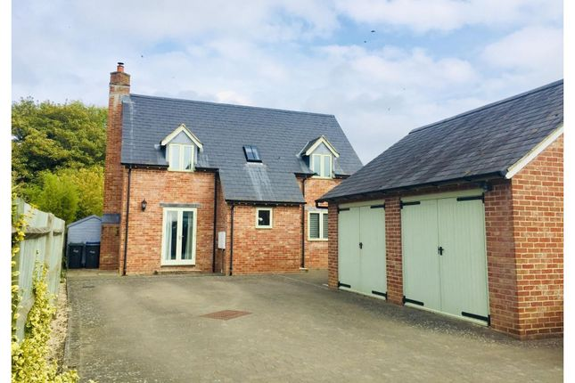 Thumbnail Detached house for sale in Bewley Crescent, Lacock
