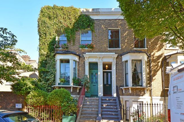 Thumbnail Flat for sale in Poole Road, London