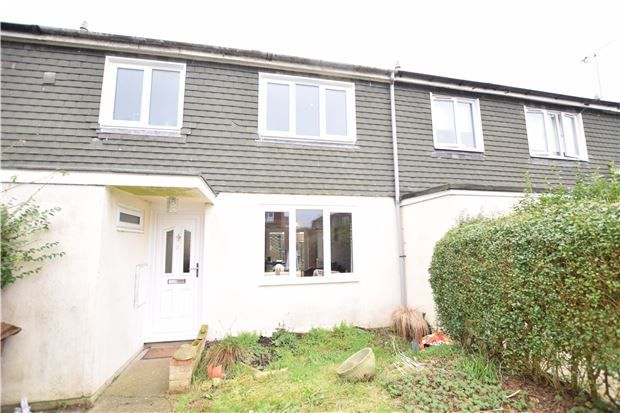 Thumbnail Terraced house for sale in Lodden Avenue, Berinsfield, Wallingford, Oxfordshire
