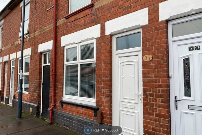 Thumbnail 3 bed terraced house to rent in Commerce Street, Derby