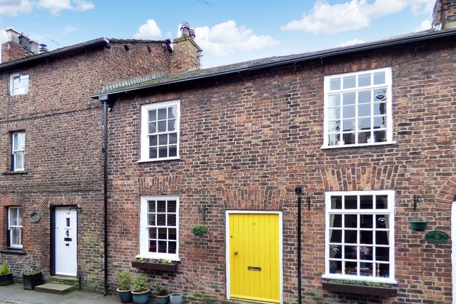Thumbnail Terraced house for sale in Church Street, Croston