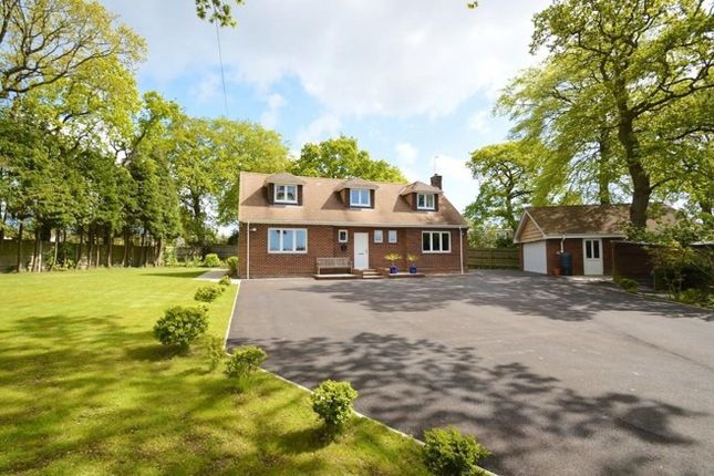 Thumbnail Detached bungalow for sale in Heath Road North, Locks Heath, Southampton