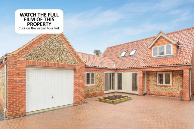 Thumbnail Detached house for sale in Morston Road, Blakeney, Holt