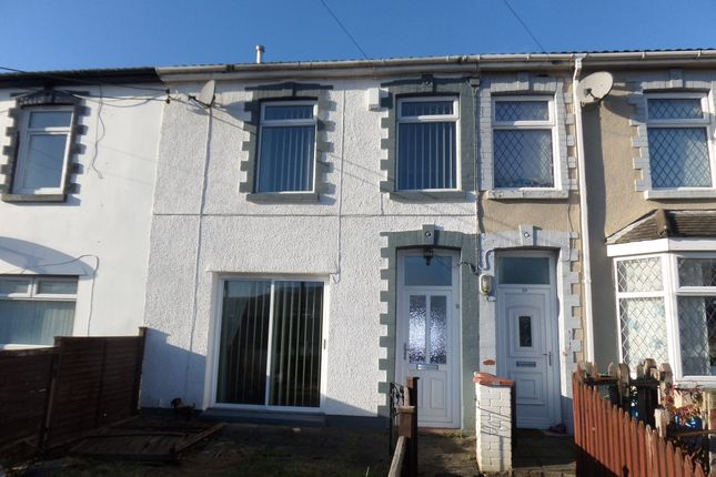 Thumbnail Terraced house for sale in Greenfield Terrace, Merthyr Tydfil