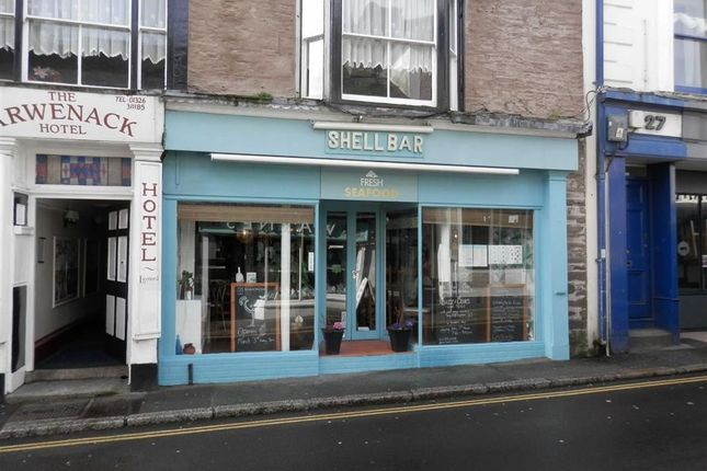 Restaurant/cafe for sale in Shell Bar, 27, Arwenack Street, Falmouth