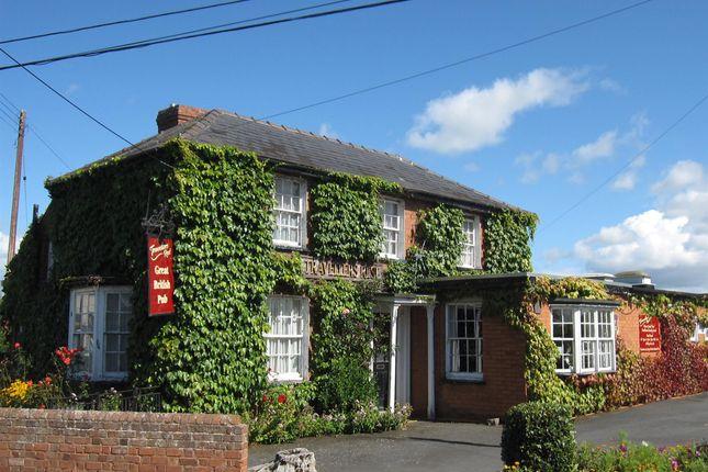 Thumbnail Pub/bar for sale in Stretton Sugwas, Hereford