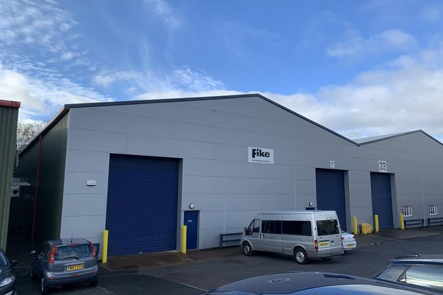 Thumbnail Light industrial to let in Springvale Industrial Estate, Springvale, Cwmbran