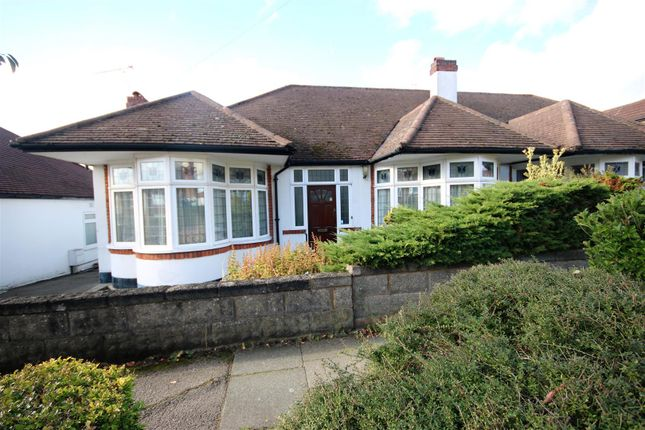 Thumbnail Bungalow for sale in Norrys Road, Cockfosters, Barnet
