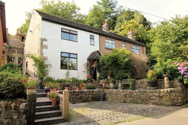 Thumbnail Cottage for sale in St. Annes Vale, Brown Edge, Stoke-On-Trent