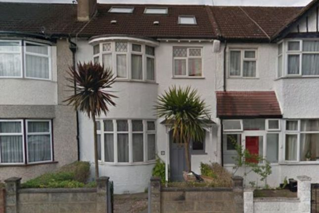 Thumbnail Terraced house to rent in Aberfoyle Road, London