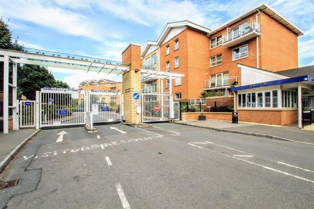Thumbnail Flat for sale in Judkin Court, Heol Tredwen, Cardiff