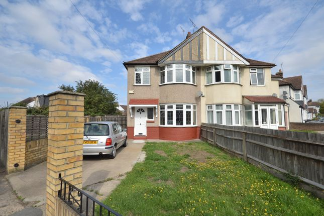 Thumbnail Semi-detached house to rent in Russell Road, Chingford