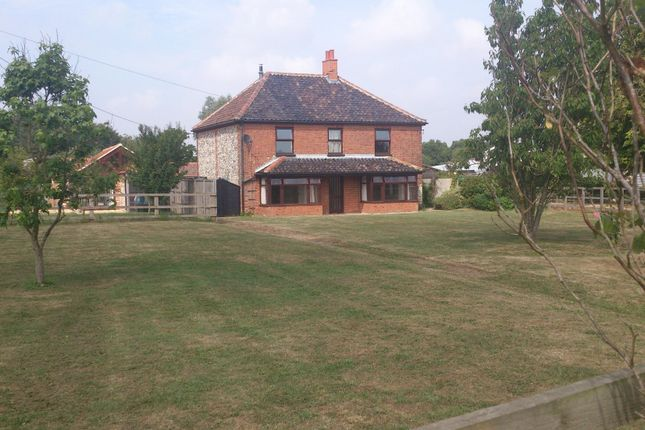 Thumbnail Property to rent in Carbrooke Lane, Shipdham, Thetford