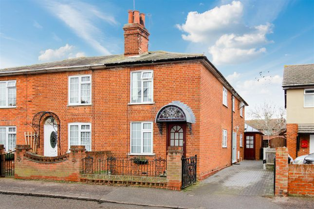 Thumbnail Semi-detached house for sale in Station Road, Southminster