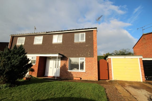 Thumbnail Semi-detached house for sale in Middlefields, Twyford