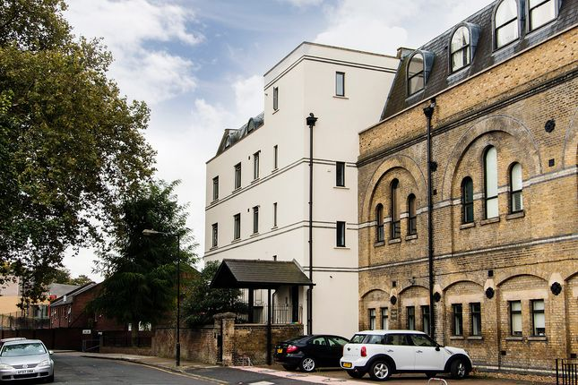 Thumbnail Flat for sale in Rectory Square, Stepney Green