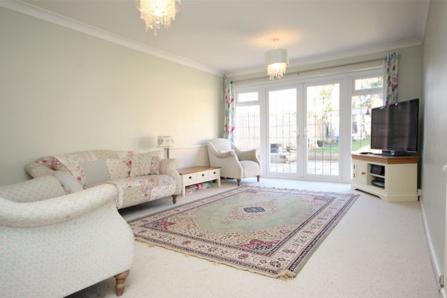 Thumbnail Detached bungalow for sale in Southend Road, Howe Green, Chelmsford, Essex