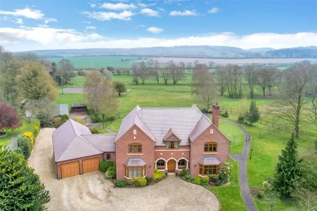 Thumbnail Detached house for sale in Fair Oaks, Rugeley