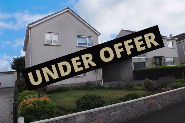 Thumbnail Detached house for sale in Minden Drive, Dumfries