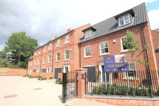 Thumbnail Terraced house for sale in Kings Gate, Music House Lane, Norwich, Norfolk