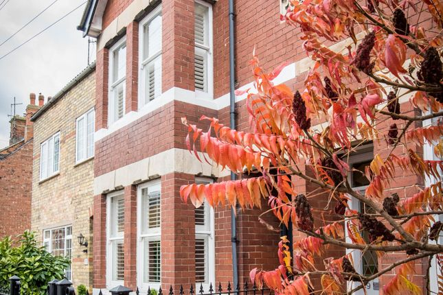 3 bed terraced house for sale in Queen Street, Stamford PE9