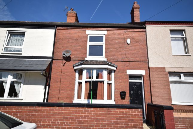 Thumbnail Terraced house to rent in Trafalgar Street, Carcroft, Doncaster