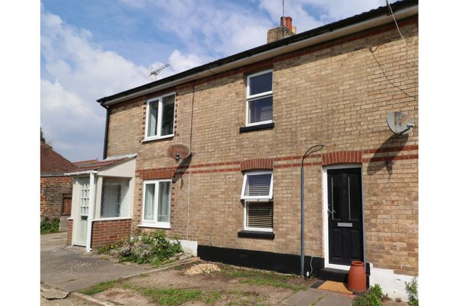 2 bed terraced house for sale in Buckland Terrace, Poole BH12