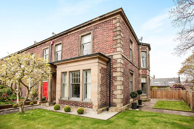 Thumbnail Terraced house for sale in Eden Mount, Carlisle