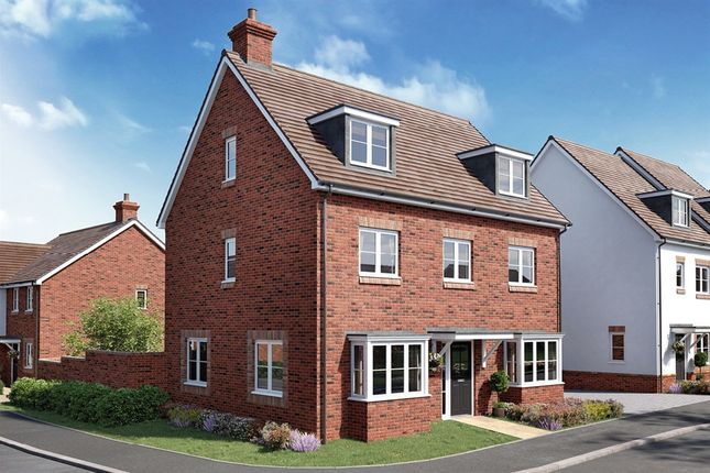 """5 bed property for sale in """"The Hemsworth"""" at Addison Road, Steeple Claydon, Buckingham MK18"""
