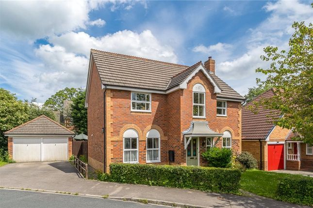 Thumbnail Detached house for sale in Appleby Court, Knaresborough, North Yorkshire