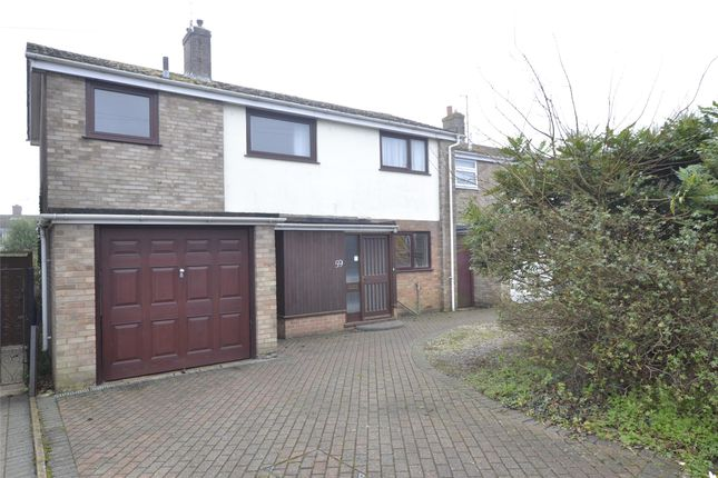 Thumbnail Detached house for sale in 59 Curbridge Road, Witney, Oxfordshire