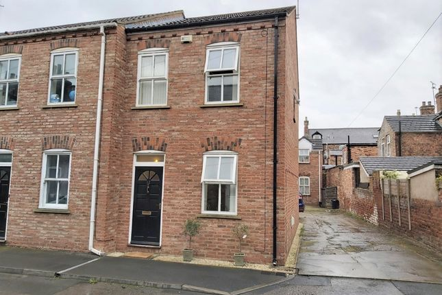 Thumbnail End terrace house to rent in Chaucer Street, Off Lawrence Street, York