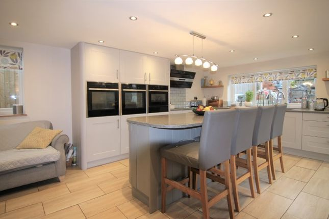 Thumbnail Semi-detached house for sale in Wick Road, Bishop Sutton