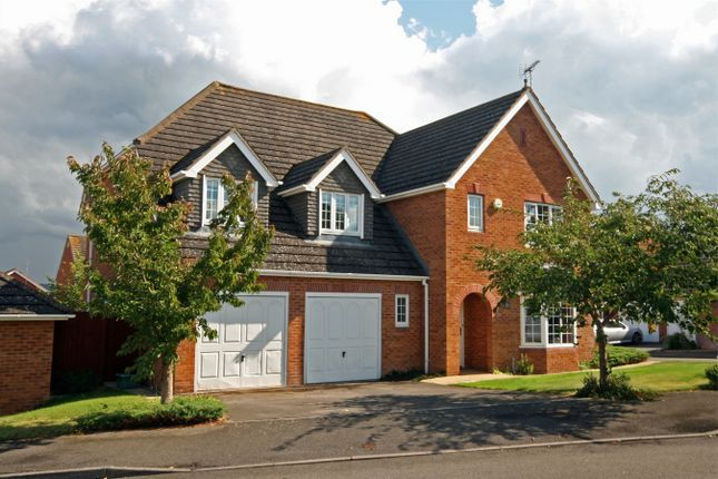 5 bed detached house for sale in The Gallops, Hempsted Grange, Hempsted, Gloucester