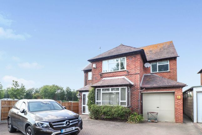 Thumbnail Detached house for sale in St. Oswalds Road, Gloucester