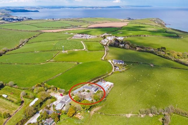 Thumbnail Barn conversion for sale in Gorran, St. Austell