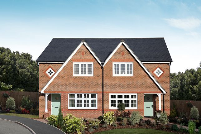 """Thumbnail Semi-detached house for sale in """"Letchworth"""" at Wrexham Road, Chester"""