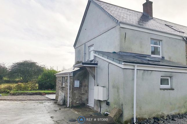 Thumbnail Terraced house to rent in Kerrow Moor, Bugle, St. Austell