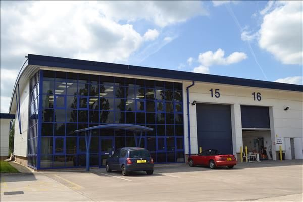 Thumbnail Light industrial to let in Unit 15, Delta Court, Doncaster