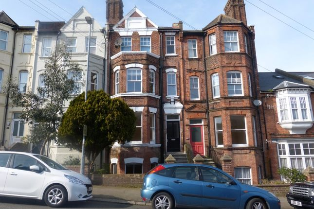 Thumbnail Flat to rent in Tower Road West, St. Leonards-On-Sea