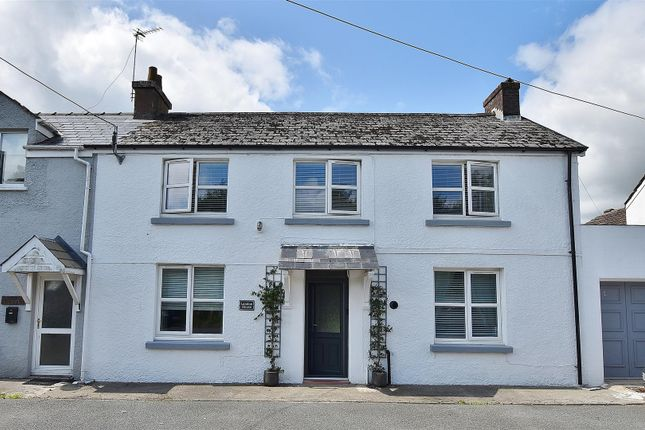 Thumbnail Semi-detached house for sale in Station Road, Kilgetty