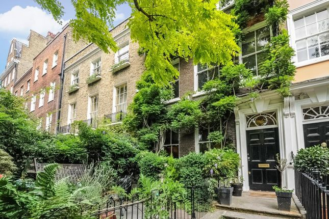 Exterior of Kensington Square W8,