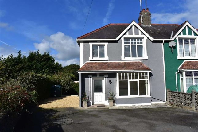 Thumbnail Semi-detached house for sale in Llanarth