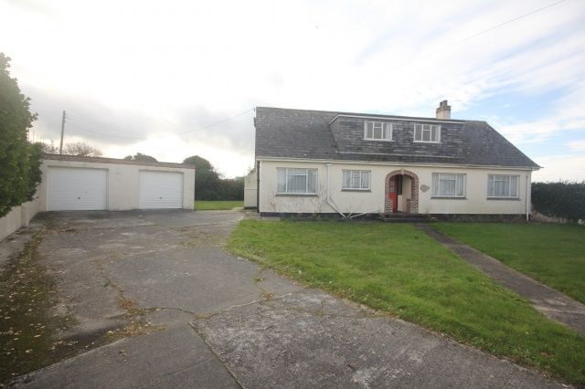 Thumbnail Detached house for sale in Higher Daisy Park, St Merryn, Cornwall